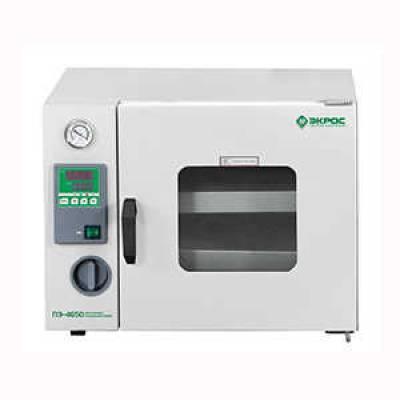 Сушильный шкаф лабораторный вакуумный ПЭ-4650