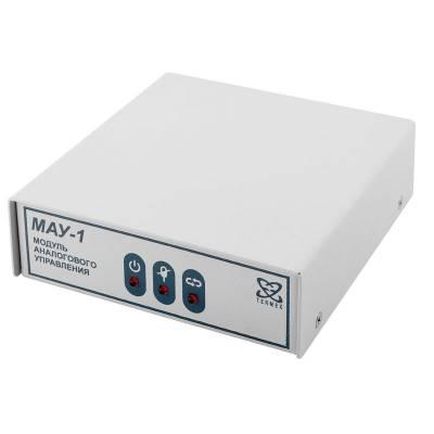 Модуль аналогового управления МАУ-1