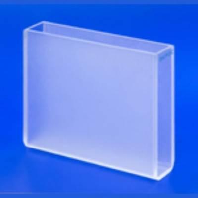 Кювета стеклянная узкая 50 мм