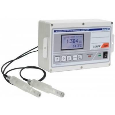 МАРК-509 (МАРК-509/1)  Анализатор растворенного водорода  в комплекте с гидропанелью ГП-409