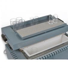 Муфель с нагревательной плитой ПДП-Аналитикадо
