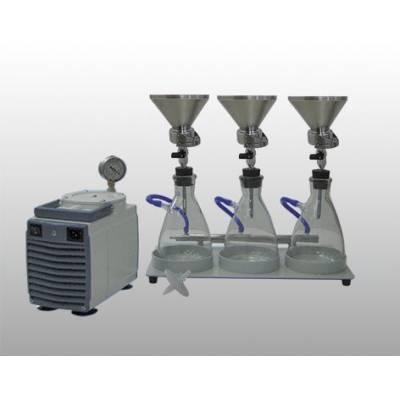 Прибор вакуумного фильтрования ПВФ-35(47)Н Б с узлом ресиверов